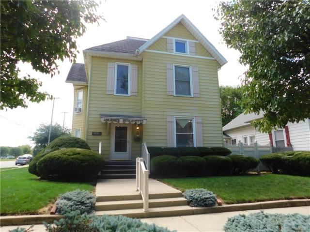 203 W Mechanic Street, Shelbyville, IN 46176 (MLS #21592595) :: The Evelo Team
