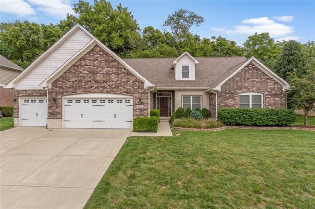 6907 Royal Oakland Drive, Indianapolis, IN 46236 (MLS #21592617) :: Mike Price Realty Team - RE/MAX Centerstone
