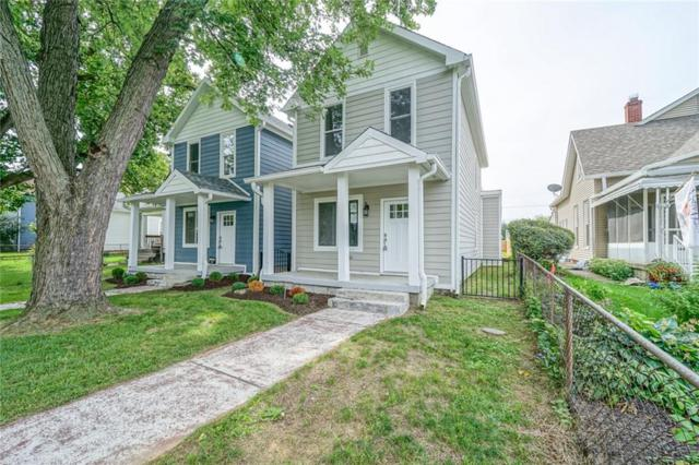 1529 Woodlawn Avenue, Indianapolis, IN 46203 (MLS #21592679) :: Mike Price Realty Team - RE/MAX Centerstone