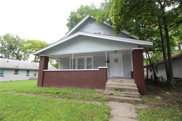 2345 N Dearborn Street, Indianapolis, IN 46218 (MLS #21592703) :: Mike Price Realty Team - RE/MAX Centerstone