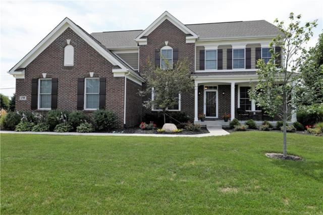 13709 Perched Owl Run, Mccordsville, IN 46055 (MLS #21592724) :: The Evelo Team