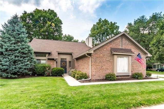 8950 Pennwood Court, Indianapolis, IN 46240 (MLS #21592725) :: The Evelo Team