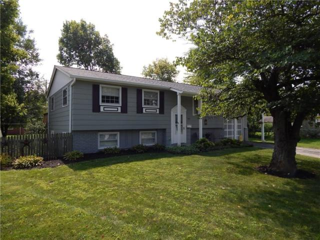 1845 Schwier Court, Indianapolis, IN 46229 (MLS #21592749) :: FC Tucker Company