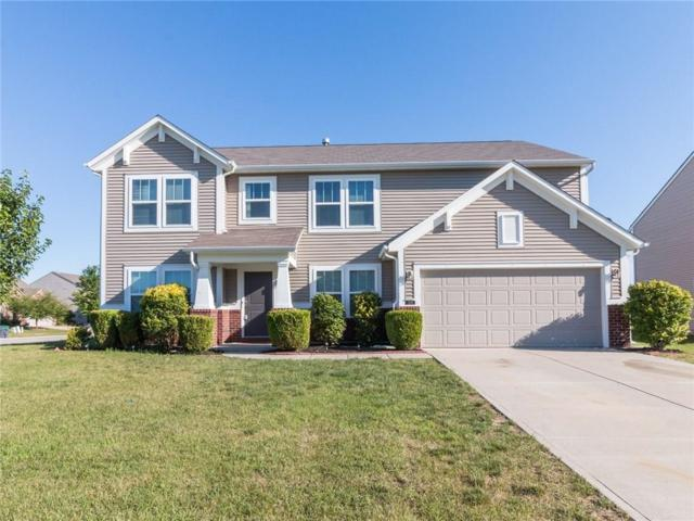 1218 Winter Hawk Court, Greenwood, IN 46143 (MLS #21592772) :: HergGroup Indianapolis