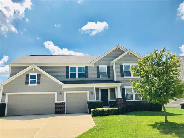 1290 Windswept Drive, Greenwood, IN 46143 (MLS #21592798) :: The Evelo Team