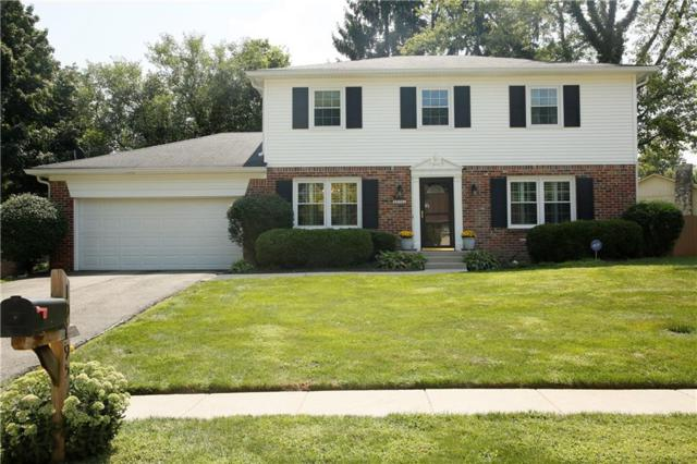 10795 Downing Street, Carmel, IN 46033 (MLS #21592803) :: Mike Price Realty Team - RE/MAX Centerstone