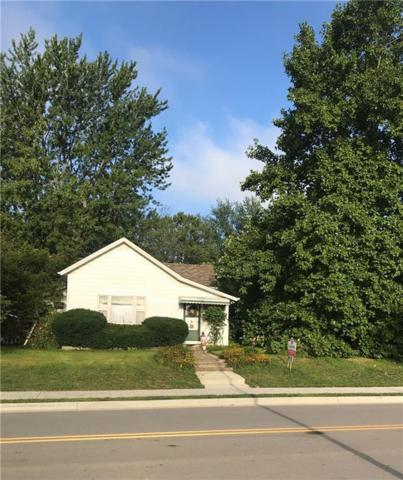 125 Mill Street, Westfield, IN 46074 (MLS #21592807) :: The ORR Home Selling Team