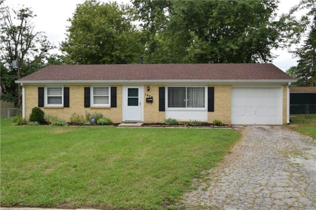 1936 Heather Court, Indianapolis, IN 46229 (MLS #21592838) :: Mike Price Realty Team - RE/MAX Centerstone