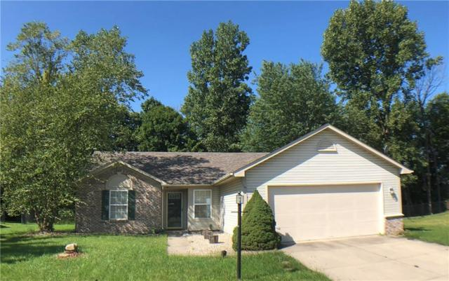 8122 Madrone Court, Indianapolis, IN 46236 (MLS #21592840) :: The Evelo Team