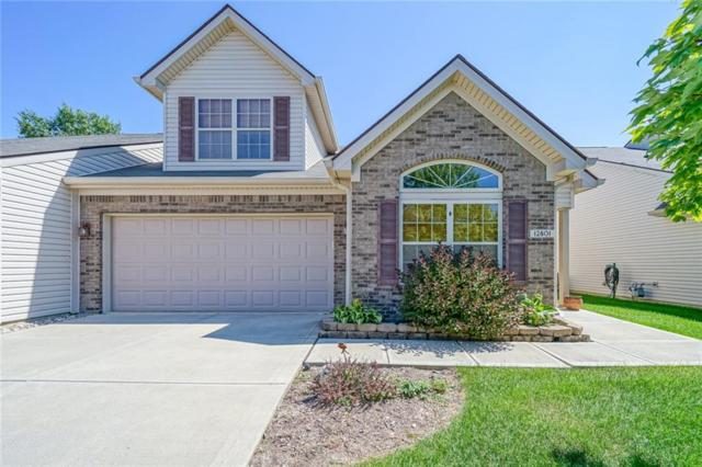 12801 Whisperwood Way, Fishers, IN 46037 (MLS #21592869) :: The Evelo Team
