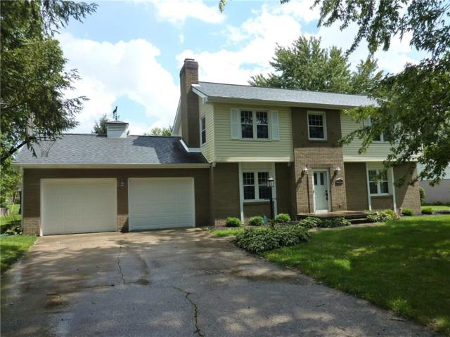 2021 Fairway Drive, Greencastle, IN 46135 (MLS #21592877) :: Mike Price Realty Team - RE/MAX Centerstone
