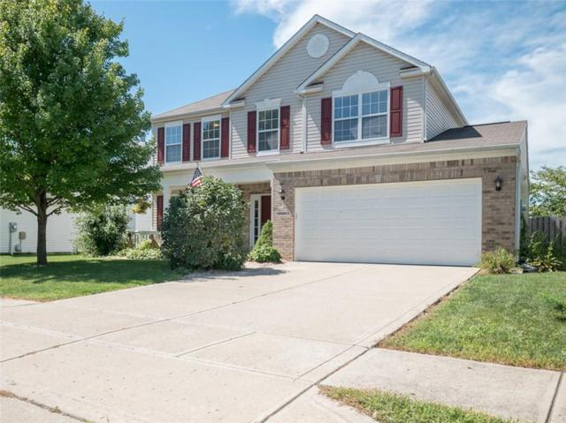 18803 Pilot Mills Drive, Noblesville, IN 46062 (MLS #21592920) :: The Evelo Team
