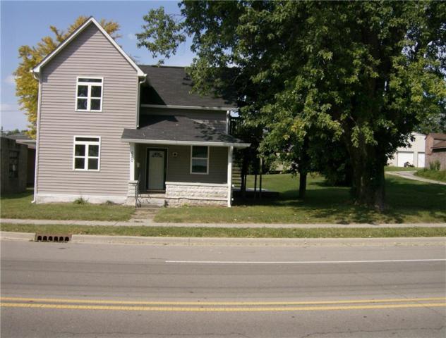 620 W Washington Street, Alexandria, IN 46001 (MLS #21593015) :: The ORR Home Selling Team