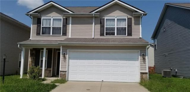 10450 Candy Apple Lane, Indianapolis, IN 46235 (MLS #21593092) :: The Evelo Team