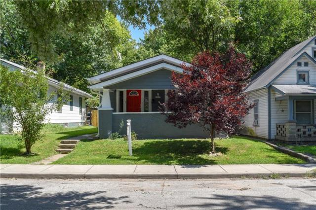 1517 N Dearborn Street, Indianapolis, IN 46201 (MLS #21593101) :: Mike Price Realty Team - RE/MAX Centerstone