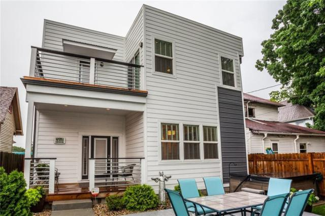 1433 E 11th Street, Indianapolis, IN 46201 (MLS #21593133) :: The Evelo Team