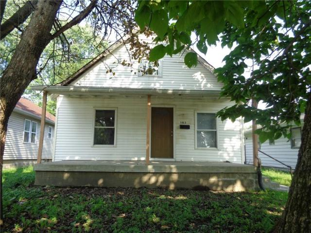 1853 Calvin Street, Indianapolis, IN 46203 (MLS #21593141) :: The ORR Home Selling Team