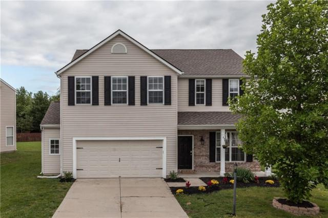 12164 Carriage Stone Drive, Fishers, IN 46037 (MLS #21593166) :: The Evelo Team