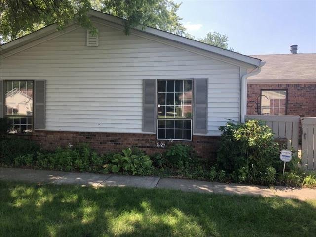 4708 Dorkin Court, Indianapolis, IN 46254 (MLS #21593183) :: The Evelo Team