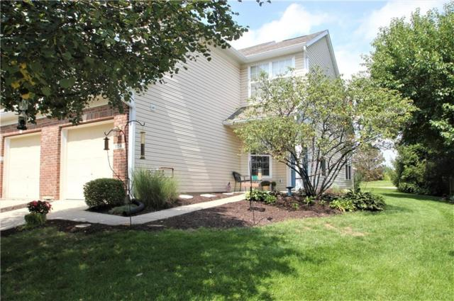 1156 Longwell Lane 1156-A, Indianapolis, IN 46240 (MLS #21593186) :: Mike Price Realty Team - RE/MAX Centerstone