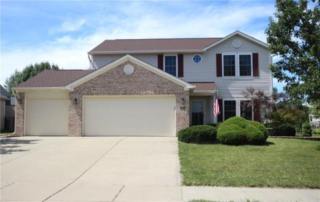2246 Seattle Slew Drive, Indianapolis, IN 46234 (MLS #21593203) :: The ORR Home Selling Team