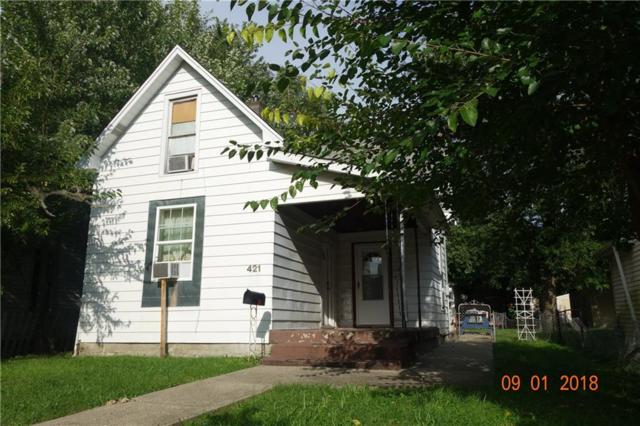 421 N Euclid Avenue, Indianapolis, IN 46201 (MLS #21593243) :: AR/haus Group Realty