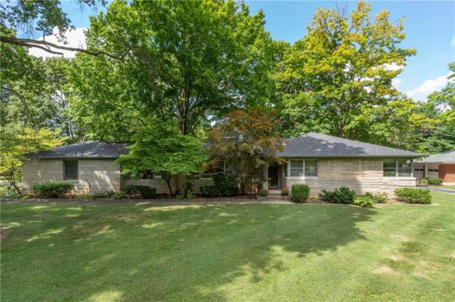 72 W 72ND Street, Indianapolis, IN 46260 (MLS #21593250) :: Mike Price Realty Team - RE/MAX Centerstone