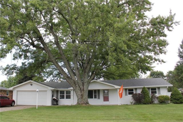 6908 Delaware Street, Anderson, IN 46013 (MLS #21593256) :: Mike Price Realty Team - RE/MAX Centerstone