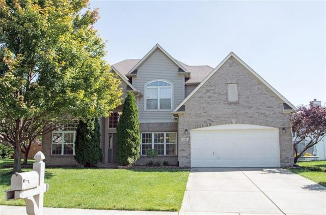 11107 Ragsdale Place, Fishers, IN 46037 (MLS #21593277) :: HergGroup Indianapolis