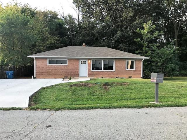 2414 E 72nd Street, Indianapolis, IN 46240 (MLS #21593284) :: The Evelo Team