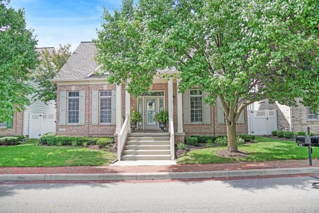 8148 Rush Place, Indianapolis, IN 46250 (MLS #21593300) :: The Evelo Team