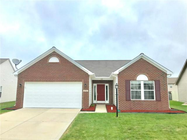 5319 Montavia Lane, Indianapolis, IN 46239 (MLS #21593345) :: The Evelo Team