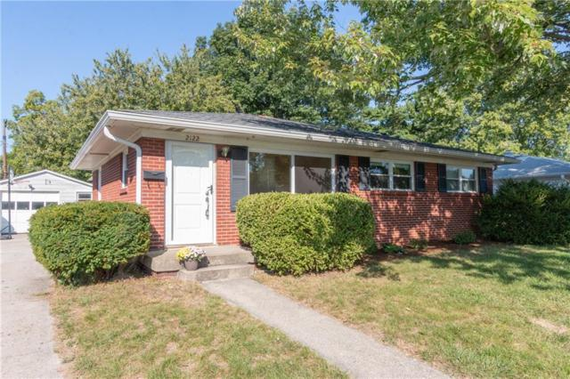 2122 Allison Avenue, Speedway, IN 46224 (MLS #21593451) :: Mike Price Realty Team - RE/MAX Centerstone