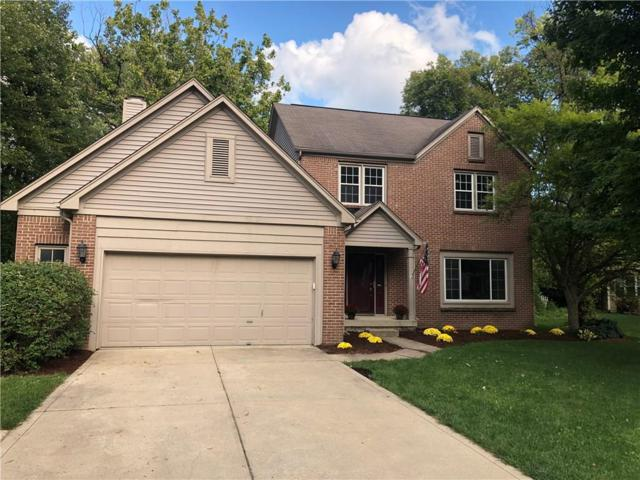 10331 W Foxwood Drive, Indianapolis, IN 46280 (MLS #21593468) :: Mike Price Realty Team - RE/MAX Centerstone