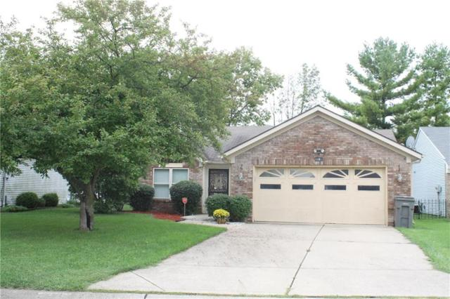 8852 W Summer Walk Drive W, Indianapolis, IN 46227 (MLS #21593489) :: Mike Price Realty Team - RE/MAX Centerstone