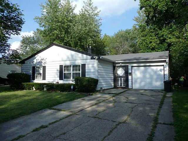 3973 Strathmore Drive, Indianapolis, IN 46235 (MLS #21593600) :: Mike Price Realty Team - RE/MAX Centerstone