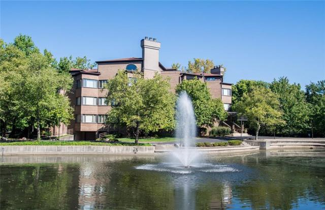 8577 N One West Drive #302, Indianapolis, IN 46260 (MLS #21593651) :: The Evelo Team