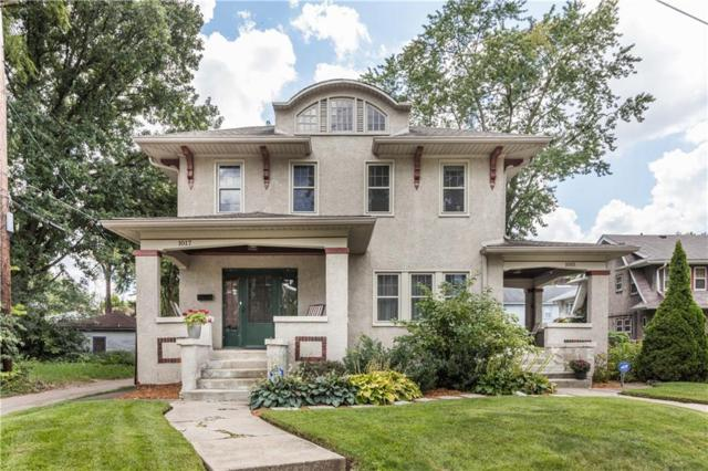 1015 Fairfield Avenue, Indianapolis, IN 46205 (MLS #21593654) :: Mike Price Realty Team - RE/MAX Centerstone