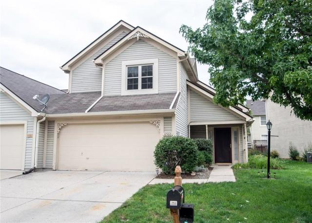 6560 Aintree Terrace, Indianapolis, IN 46250 (MLS #21593682) :: Mike Price Realty Team - RE/MAX Centerstone