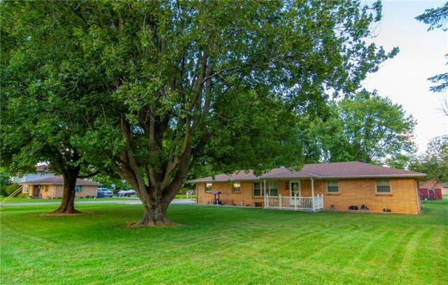 4234 S 100 W, Anderson, IN 46013 (MLS #21593687) :: Mike Price Realty Team - RE/MAX Centerstone