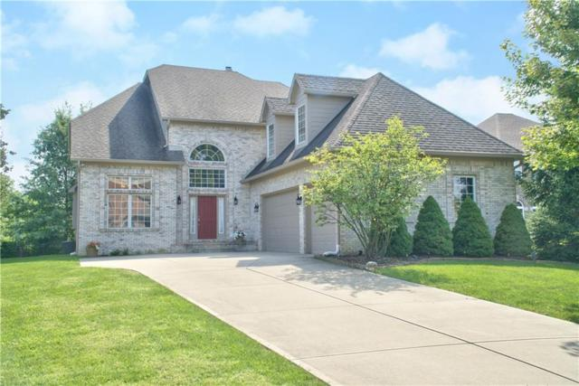 14541 Taylor Trace Drive, Carmel, IN 46033 (MLS #21593732) :: AR/haus Group Realty