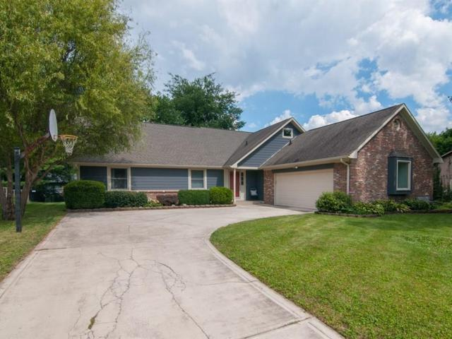 5844 Buttonwood Drive, Noblesville, IN 46062 (MLS #21593739) :: The Evelo Team