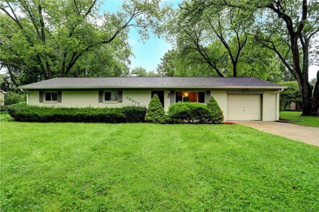 10017 Orchard Park Drive W, Indianapolis, IN 46280 (MLS #21593856) :: FC Tucker Company