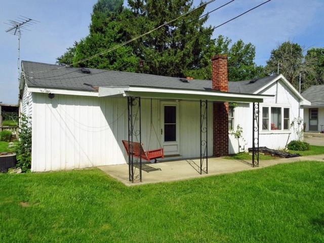 206 N Walnut Street, Mooreland, IN 47360 (MLS #21593864) :: Mike Price Realty Team - RE/MAX Centerstone