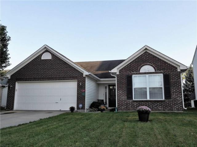 9661 Trail Drive, Avon, IN 46123 (MLS #21593938) :: The Evelo Team