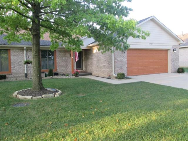 5349 Carnoustie Circle, Avon, IN 46123 (MLS #21593957) :: The Evelo Team