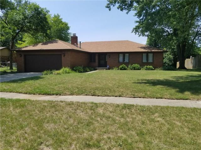 1106 Waterford Drive, Greenwood, IN 46142 (MLS #21594045) :: Mike Price Realty Team - RE/MAX Centerstone