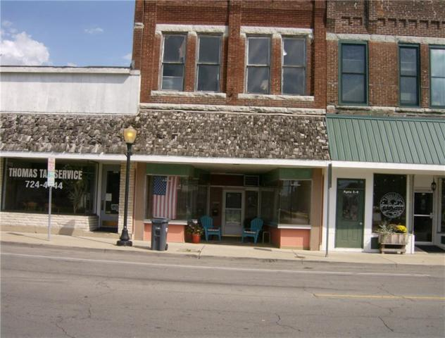 115 N Harrison Street, Alexandria, IN 46001 (MLS #21594120) :: The ORR Home Selling Team
