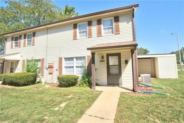 6818 Georgetown Road, Indianapolis, IN 46268 (MLS #21594132) :: FC Tucker Company