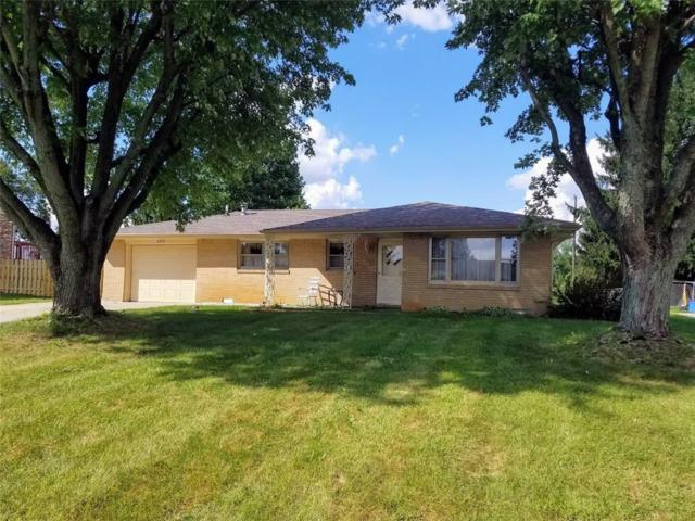 406 Stoner Drive, Anderson, IN 46013 (MLS #21594140) :: Mike Price Realty Team - RE/MAX Centerstone
